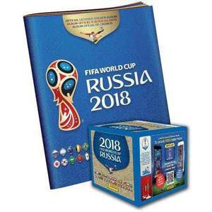Album Panini Mundial Futbol  + Caja Barajitas