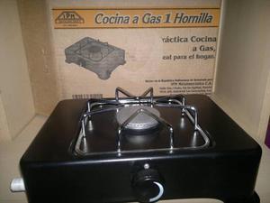 Cocina A Gas De Una Hornilla
