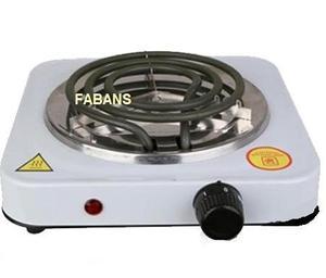 Cocina Electrica 1 Hornilla Nueva En Su Caja 110v Portatil