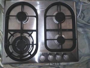 Combo De Lujo:tope Cocina, Campana Y Horno Frig