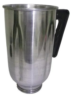 Vaso De Aluminio Con Tapa Para Licuadoras Premier,premium.
