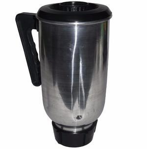 Vaso De Licuadora Oster De Aluminio + Tapa+ Rosca