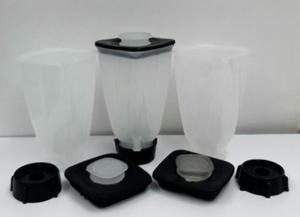 Vaso Para Licuadora Oster Y Osterizer Silicon Claro.mito 73