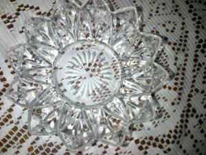 Cenicero de Cristal, vidrio