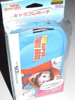 Estuche Protector New Super Mario Bros Para Dsi O Dslite