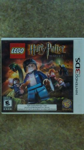 Juego Harry Potter Lego Para Nintendo 3ds