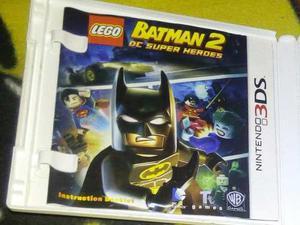 Juego Nintendo 3ds Lego Batman 2