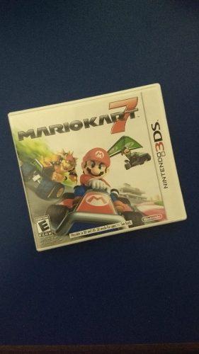 Juego Nintendo 3ds Mario Bros 2 Y Mario Kart