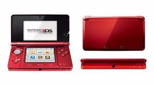 Nintendo 3ds Con 6 Juegos