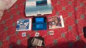 Nintendo 3ds Y Juego Hora De Aventura Remate