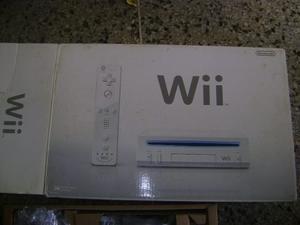 Nintendo Wii Consola Nueva De Paquete Oferta