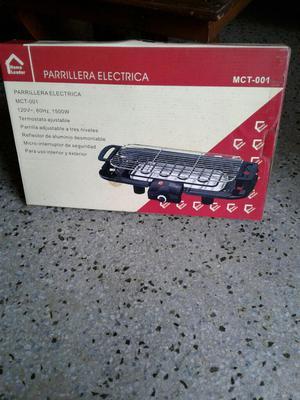 Parrillera Eléctrica