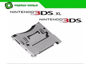 Slot Socket Nintendo 3ds,3dsxl Original Cartucho Consola
