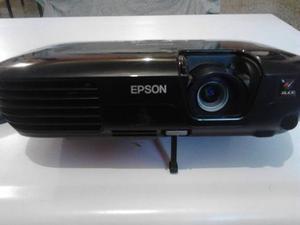 Video Beam Epson Mod Powerlite S10+ Con Bolso Y Control