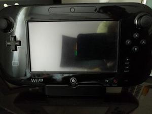 Wii U Deluxe 32g En Perfecto Estado! + 5 Juegos Y 3 Controle