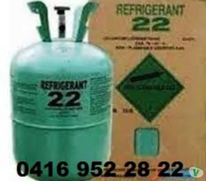 GAS REFRIGERANTE PARA NEVERAS R22 Y 134A