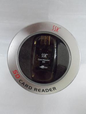 Lector De Memoria Usb Con Led - Sd / Micro Sd Tipo Péndray