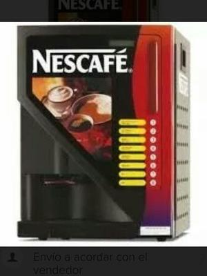 Maquina De Nescafe Totslmente Operativa.