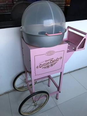 Máquina Fabricadora De Algodón De Azúcar