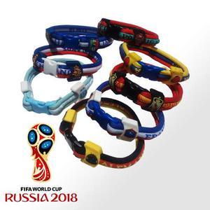 Pulseras Mundial De Futbol Rusia