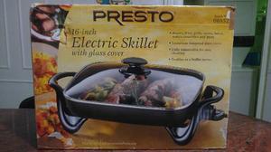 Sarten Electrico Marca Presto (electro Skillet) Modelo