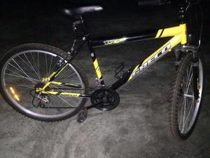 Bicicleta Greco Titan Montañera Rin 26