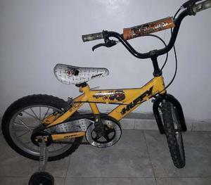 Bicicleta Marca Huffy Para Niñas O Niños Rin  Trump