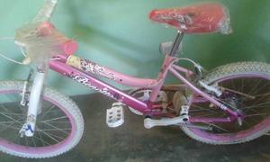 Bicicleta Para Niña Rin 20 Impecable!!