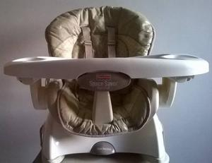 Silla De Comer Para Bebes Fisher Price Reclinable $30