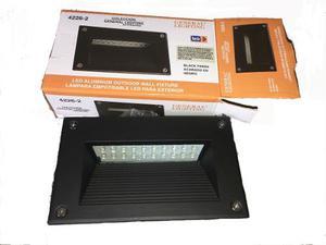 Lampara Empotrable Led Para Exterior (general Lighting)