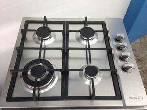 Tope De Cocina Para Empotrar 60cm A Gas Premium Modelo 762a