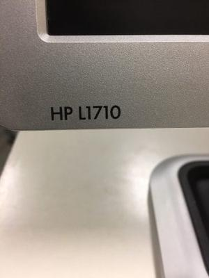 Monitor Hp 17 Pulgadas Lcd Color Monitor L
