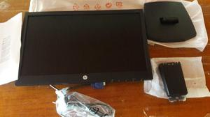 Monitor Hp 18.5 Led V193 +++ Teclado Hp Usb Original Nuevos
