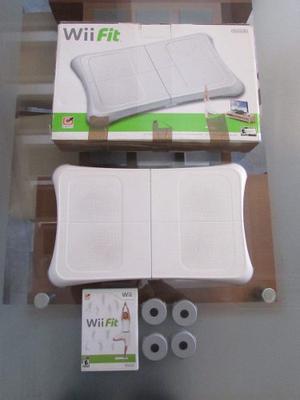 Tabla De Wii Fit Usada Con Su Juego