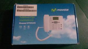 Telefono Fijo Movistar Huawei Etsi