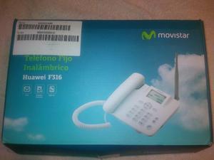 Telefono Fijo Movistar Huawei F316 Como Nuevo!!!