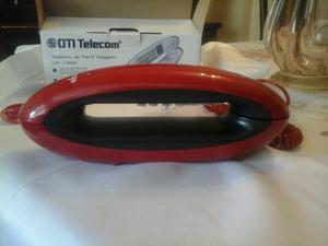 Teléfono Alambrico Dti Telecom Con Identificador De