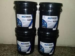 Aceite Maxidiesel Sae 50 (global Oil) Y (mechatool) Usa