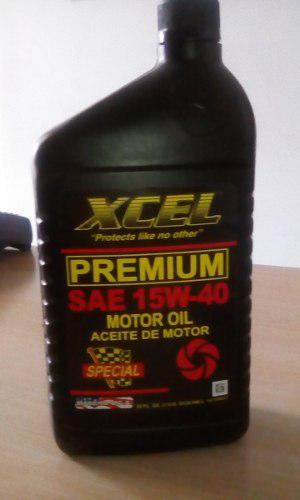 Aceite Mineral 15w40 Xcel