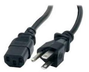 Cables Para Fuente De Poder De 15 Amperios Gauge 14 Calidad