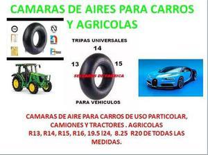 Camaras De Aires Tripas Agricolas 19.5 L R20 Nuevas