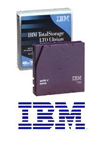 Cartucho De Datos Ibm gb Lto2 Ultrium