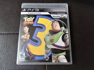 Juego Fisico Toy Story 3 Original Para Ps3 Garantia