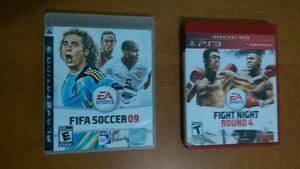 Juegos Ps3 Fifa Vendo O Cambio Que Ofrecen