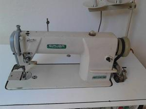 Maquina De Coser Recto Industrial Marca Siruba