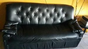 Muebles En Semi Cuero