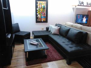 Muebles Sofá Modular Esquinero Chaise Longue Tienda Fisica