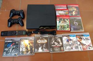 Play Station3 Ps3 De 320 Gb Leer Descripcion