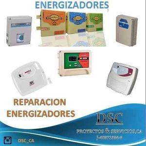 Reparacion Energizador De Cerco Electrico Hagroy Krom Damoss