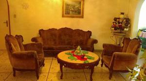 Vendo Por Remodelacion Muebles Luis Xv Juego De Comedor